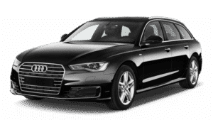 Transport de luxe en Audi A6 à Chelles