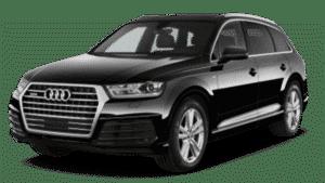 Transport prestige en Audi Q7 en Île-de-France