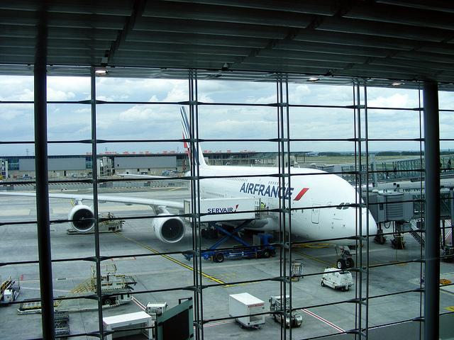Vue sur l'Aéroport de Paris - vos transferts depuis Chelles
